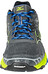 Mizuno Wave Mujin 4 G-TX Shoes Men Castlerock/Black/Saftey Yellow
